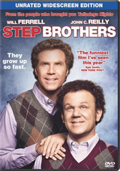 Step Brothers DVD  Movie