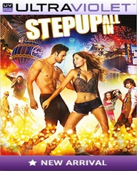 Step Up All In SD Ultraviolet UV Code EARLY RELEASE