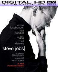 Steve Jobs HD Digital Ultraviolet UV Code