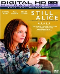 Still Alice HD Digital Ultraviolet UV Code