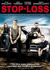 Stop Loss DVD Movie