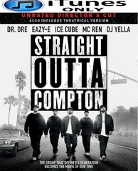 Straight Outta Compton HD iTunes Digital Copy Code