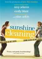 Sunshine Cleaning DVD Movie (USED)