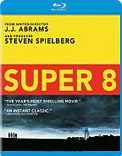 Super 8 Blu-ray Movie
