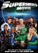 Superhero Movie DVD Movie