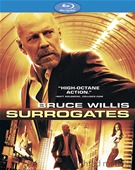 Surrogates Blu-ray Movie