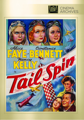 Tail Spin DVD Movie (1939)