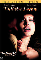 Taking Lives DVD Movie