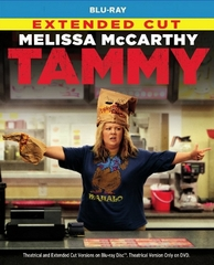 Tammy Extended Cut Blu-ray Single Disc