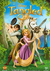 Tangled DVD Movie