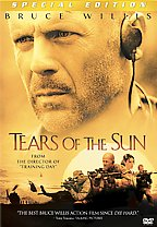 Tears Of The Sun DVD Movie