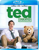 Ted Blu-ray Movie (USED)