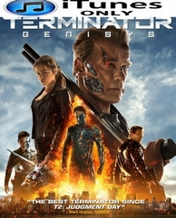 Terminator Genisys HD Digital Copy iTunes Only