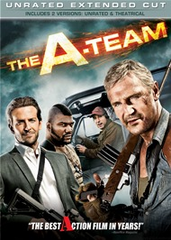 The A Team DVD Movie (USED)