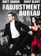 The Adjustment Bureau DVD Movie