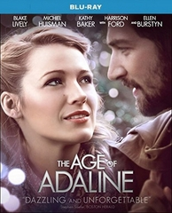 The Age Of Adaline Blu-ray Single Disc