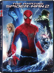 The Amazing Spider Man 2 DVD
