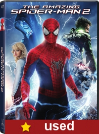 The Amazing Spider Man 2 DVD (USED)