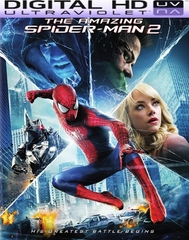 The Amazing Spider Man 2 HD Digital Ultraviolet UV Code