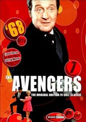 The Avengers '68 Set  4  DVD