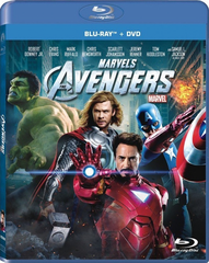 The Avengers (Blu-ray ONLY USED)