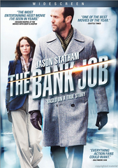 The Bank Job DVD Movie (USED)