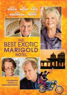 The Best Exotic Marigold Hotel DVD  Movie