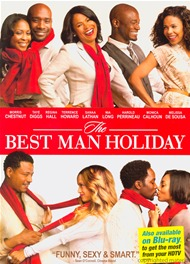 The Best Man Holiday DVD