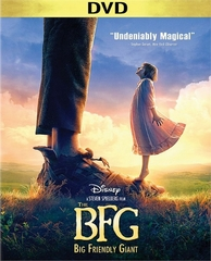 The BFG DVD (USED)
