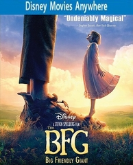 The BFG HD DMA Disney Movies Anywhere Code, Vudu or iTUNES