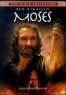 The Bible Collection Moses DVD