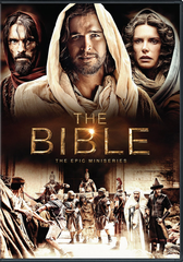 The Bible The Epic Miniseries DVD