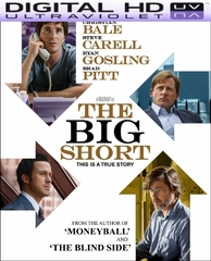 The Big Short HD Digital Ultraviolet UV Code