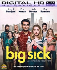 The Big Sick HD Ultraviolet UV Code