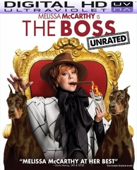 The Boss Unrated HD Digital Ultraviolet UV Code