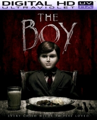 The Boy HD Digital Ultraviolet UV Code