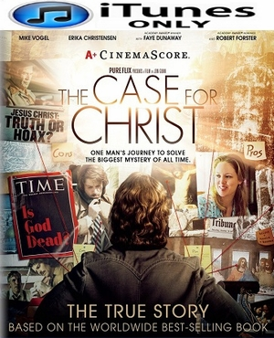 The Case for Christ HD iTunes Code