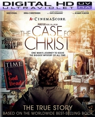 The Case for Christ HD Ultraviolet UV Code