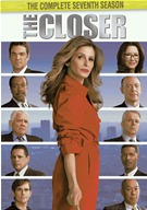 The Closer The Complete Seventh Season DVD