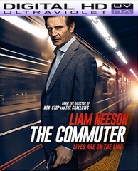 The Commuter HD UV Code