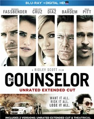 The Counselor (Blu-ray + UltraViolet)