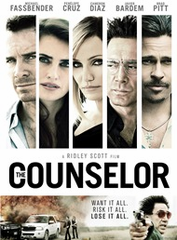 The Counselor DVD Movie