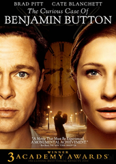 The Curious Case Of Benjamin Button DVD Movie