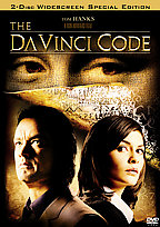 The Da Vinci Code Special Edition DVD (USED)