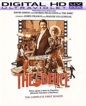 The Deuce: The Complete First Season HD VUDU Code