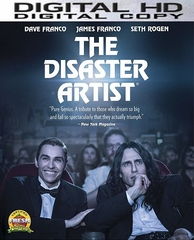 The Disaster Artist  HD UV