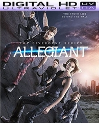 Allegiant HD Digital Ultraviolet UV Code