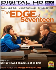The Edge of Seventeen HD Digital Ultraviolet UV Code