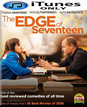 The Edge of Seventeen HD iTunes Code
