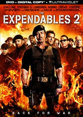 The Expendables 2  (DVD + Digital Copy + UltraViolet)